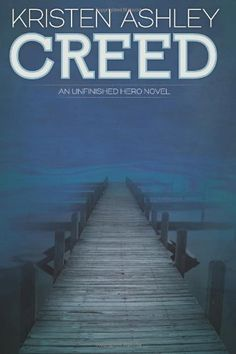 "New Cover for ""Creed"" by Kristen Ashley"
