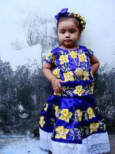 vestido tehuana,juchitan,istmo,oaxaca,mexico - traje tradicional istmeño, juchitan, tehuana. - Fotolog