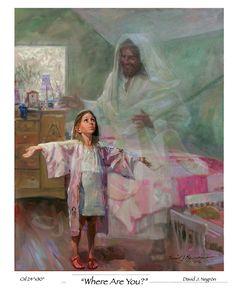 Jésus et les enfants - Jesus & the children
