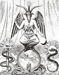 Forgive Me Father, For I Am Sin. — laveyinthehouse: Baphomet, Goat Of Mendes Baphomet, Goat Of Mendes, Tarot, Eliphas Levi, Aliens, Solomons Seal, Aleister Crowley, Occult Art, Sacred Geometry