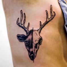 By David at Tribo Tattoo; Prague, Czech Republic