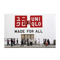 Uniqlo la cadena del grupo japonés Fast Retailing abrirá su primera tienda en España este 2017. La ciudad elegida? Barcelona.  via L'OFFICIEL SPAIN MAGAZINE INSTAGRAM -Fashion Campaigns  Haute Couture  Advertising  Editorial Photography  Magazine Cover Designs  Supermodels  Runway Models