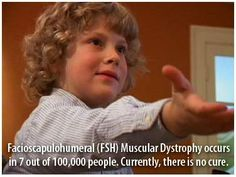 Giving Hope to those impacted with FSH Muscular Dystrophy through research Muscle Diseases, Gala Themes, Muscular Dystrophies, Scapula, Skeletal Muscle, Genetics, Never Give Up, Research, The Cure