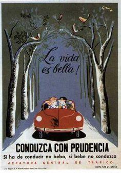 Affiche qu'on trouve également dans Nuevos Rumbos 2e année.
