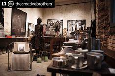 """#Repost @thecreativebrothers (@get_repost)  [Coming soon] """"Esistono luoghi che celati a prima vista sono capaci di raccontare una storia ancora prima di scoprire cosa celano dentro di essi. @stamberga entra di diritto in questa categoria: un contesto magico un non luogo dove perdersi in ogni manifestazione possibile dellarte."""" Stamberga è il concept store di Milano nato da un'idea di @marcoberettaphotographs dove libri arte e fotografia creano un connubio unico e indissolubile.  Questa…"""
