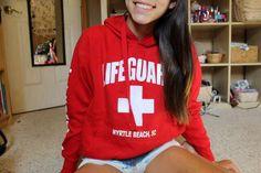 lifeguard hoodie.