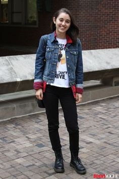 The Best College Style Straight from New York's Coolest Students
