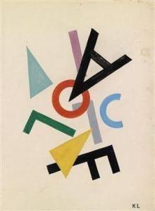 Hungarian Graphic Design/Art 1920s-1940s – Lajos Kassák