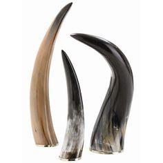 Arteriors Bernard Horns Set of 3 AR6323