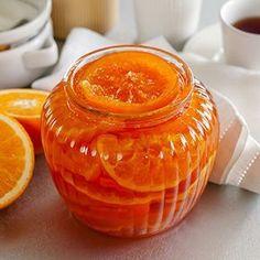 Persimmon Recipes, Orange Jam, Marmalade Recipe, Vegan Cafe, Most Delicious Recipe, Good Enough To Eat, Russian Recipes, Saveur, Cookie Decorating