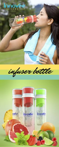 Save 50% Off This Premium Infuser Water Bottle on Amazon! From 9/28 to 10/11 2015 Coupon Code: INNOVEE6 http://www.amazon.com/Innovee-Infusion-Water-Bottle-Material/dp/B00VKB8RPI  Perfect for making your own flavored water. You can add your own fresh fruit, herbs and vegetables, the combinations are endless and only limited by your imagination! Great for adults and kids. Save on expensive juices that are full with sugar. Will make a great gift!  Coupon Code: INNOVEE6