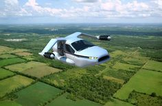 Terrafugia TF-X Plug-In Hybrid Flying Car- out of our price range, but pretty cool anyway!