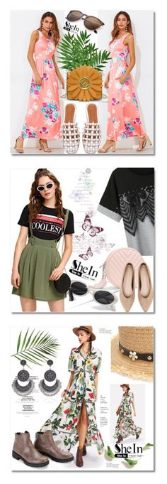 """""""shein"""" by ilona-828 ❤ liked on Polyvore"""