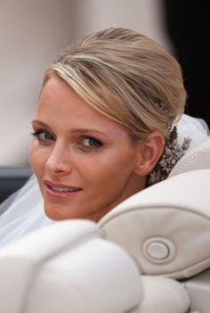 Charlene Wittstock - Monaco Royal Wedding - Cortege