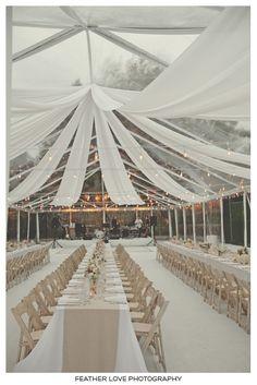 pretty pretty backyard wedding designed by Sugar & fluff | the feather love photography blog