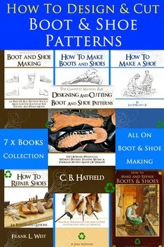 Our Latest Collection of 7 x Best Selling Rare BOOT door HowToBooks