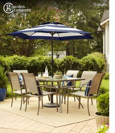 Patio Dining Sets From The Driscoll Collection Furniture Ping