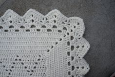 OJ Babysvøb - OJ HÆKLERIER Manta Crochet, Baby Knitting Patterns, Baby Blanket Crochet, Crochet Lace, Baby Room, Baby Items, Crochet Projects, Projects To Try, Diy Crafts
