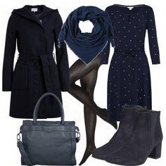 Herbst-Outfits: blauweigepunktet bei FrauenOutfits.de