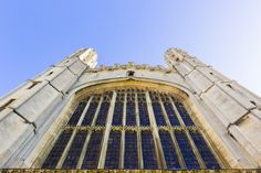 Kings Chapel | Flickr - Photo Sharing! Cambridge Architecture, Sunny Days, Building, Travel, Viajes, Buildings, Trips, Construction, Tourism