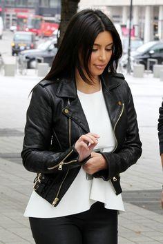 Kim Kardashian Photo - Kim Kardashian Films in London