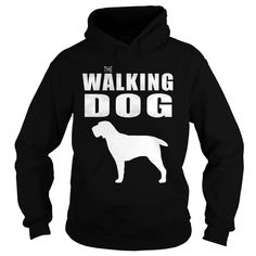 THE WALKING DOG #Spinone #Italiano,  Order HERE ==> https://www.sunfrogshirts.com/Pets/111524663-355738095.html?89701,  Please tag & share with your friends who would love it,  #birthdaygifts #christmasgifts #xmasgifts   #science #nature #sports #tattoos #travel #weddings #women #running #swimming #workouts #cooking #recipe