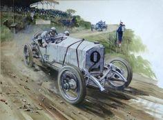 Michael Turner, de meester van de racekunst | Goldtimers