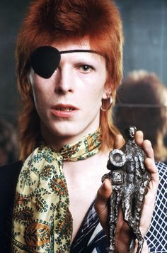 Young dude. Bowie