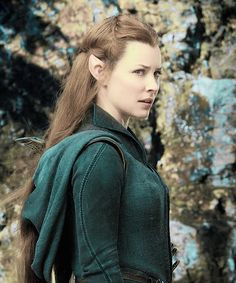 (Moving to Chat Board, cause we're spamming my LOTR board, dudes! :P) Tauriel - Not sure why people are against her, just because she's a new character (EDIT: This was BEFORE I realized she was going to be a freaking love interest for Kili! WHAT)