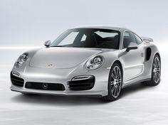 Porsche 911 Turbo (2013).