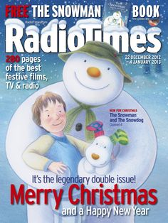 Radio Times Christmas cover revealed | Radio Times