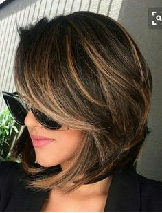 Long bob hair idea. | Pretty Woman Salon & Boutique | (618) 998-9139 |