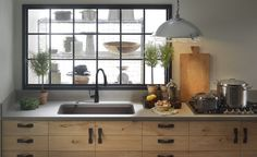 ikea hemnes living kitchen eclectic with  milwaukee tile