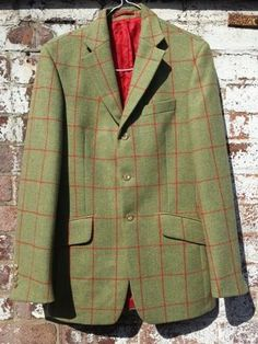 #Gentlemans #Hackett #London Horse & Hound Tweed 1999 #Dapper #Style