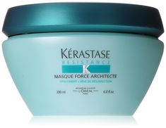 Kerastase Resistance Masque Force Architecte Reconstructing Masque, 6.8 Ounce >>> More info could be found at the image url.