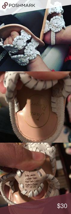 Jack Rogers - Lauren My first Jacks! Baby Laurens Size 1. New condition. Comes with original box. Jack Rogers Shoes Sandals & Flip Flops