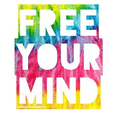 When was the last time you allowed yourself to live freely, peacefully and on YOUR terms?
