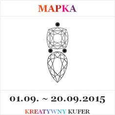 Koralikowe zmagania Doni: Wyzwanie Kreatywnego Kufra p.t. Mapka #3 A oto moj...