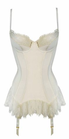 Agent Provocateur Bridal. A good reason to get married ;)