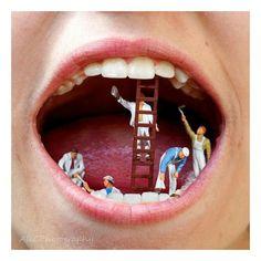 I'm a part of dental hygiene's student. Jkg16