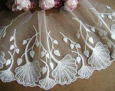 Gingko lace from mygingkotree.com