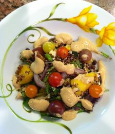 South Western Ranch Dressing.....by Dr. Fuhrman, Eat to Live....Vegan.