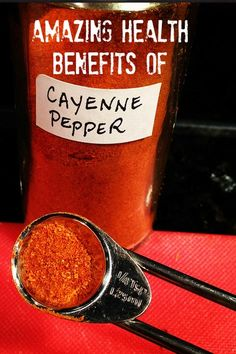 What is Cayenne Pepper? Also known as the African red pepper, American red pepper, Spanish pepper, bird pepper, or Guinea pepper - It is a red pepper that grows as a perennial in tropical areas. It is well known in in a ground up form as a powdered spice used with many foods. What Cayenne…