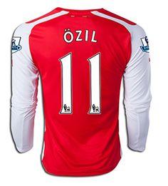 14606c96b PUMA Mesut Ozil Arsenal Home Jersey  Soccer Soccer Gear
