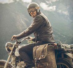CHAQUETA TAYLOR STITCH - el  complemento idóneo para tus salidas en #moto.