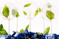 This lollipop recipe is perfect for your next party.