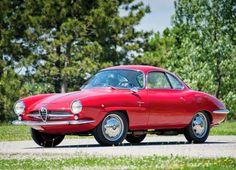 World Of Classic Cars: Alfa Romeo Giulietta Sprint Speciale by Bertone 19...