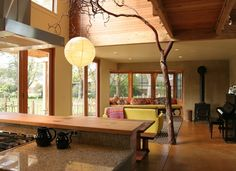 Straw Bale Homes | The house is designed to leave a minimal carbon footprint. The only ...