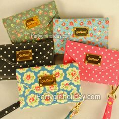 2012 Cute Wallet Wristlet Case Cover Card Flip Book Cover for Iphone 4 4S 3g 3gs | eBay @sussylang