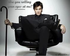 fifty shades of grey-Ian would be great!